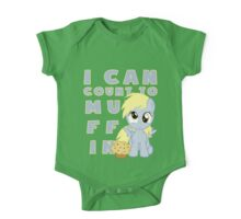 I can muffin - Derpy One Piece - Short Sleeve