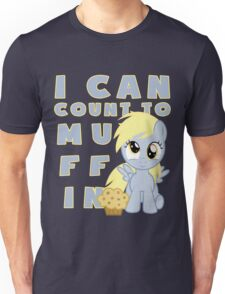 I can muffin - Derpy Unisex T-Shirt