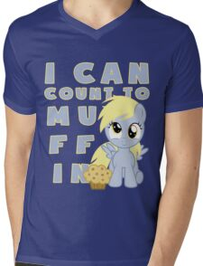 I can muffin - Derpy Mens V-Neck T-Shirt