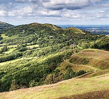 Malvern Hills by Mike Church