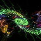 Galactic Rainbow by Anne Pearson