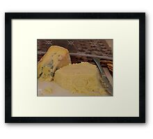 Cheese! Framed Print