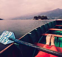 afloat  by TashCapstick