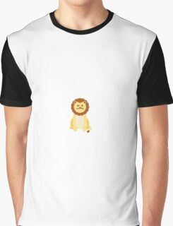 Cute baby lion Graphic T-Shirt