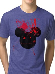 Bloody Mickey  Tri-blend T-Shirt