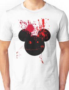 Bloody Mickey  Unisex T-Shirt
