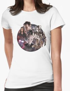 Eleventh Womens Fitted T-Shirt