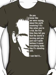 Ninth Doctor Season 1, Episode 1 T-Shirt