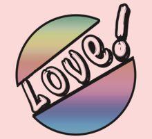 Love One Piece - Short Sleeve