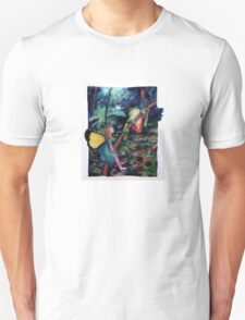 Fairy and Frog T-Shirt