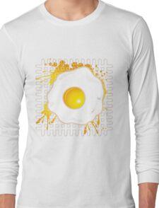 Fried_Egg Long Sleeve T-Shirt