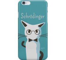Schrodinger iPhone Case/Skin