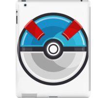 Pokemon Great Ball iPad Case/Skin