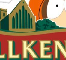 KillKenny Beer Sticker