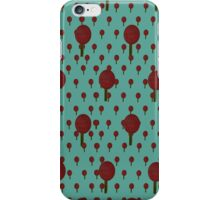 beet garden iPhone Case/Skin