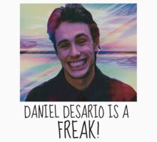 Daniel Desario Freaks and Geeks tee by wordofshay