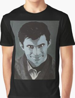 Norman Bates (Psycho) Graphic T-Shirt