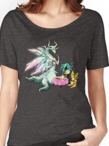 Seath's Private Tea Party Women's Relaxed Fit T-Shirt