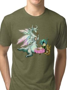Seath's Private Tea Party Tri-blend T-Shirt