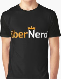 überNerd Graphic T-Shirt