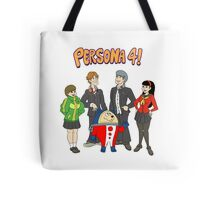 Persona 4 Scooby Doo Tote Bag