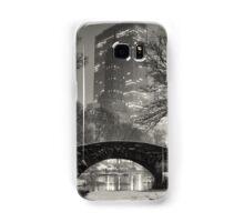 Gapstow Bridge, Study 2 Samsung Galaxy Case/Skin