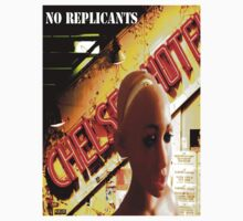 no replicants by ravelin