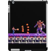 Contra Boss iPad Case/Skin