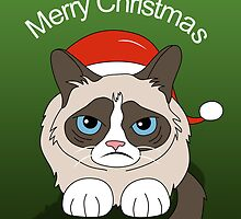 grumpy cat by mark ashkenazi