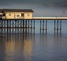 Penarth Pier, south Wales. UK by Heidi Stewart