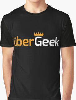 überGeek Graphic T-Shirt