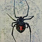 Black Widow by Michael Creese