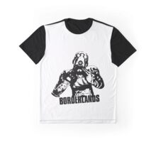 Psycho - Borderlands Graphic T-Shirt