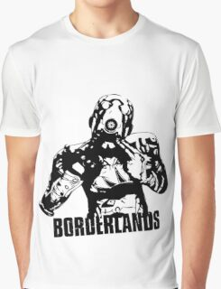 Psycho - Borderlands Graphic T-Shirt