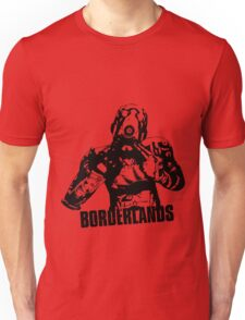 Psycho - Borderlands Unisex T-Shirt