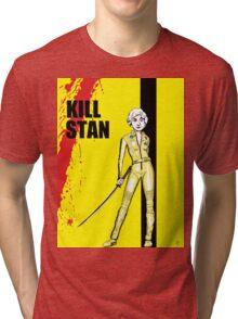 Bea a Day Kill Stan Golden Girls Shirt Tri-blend T-Shirt