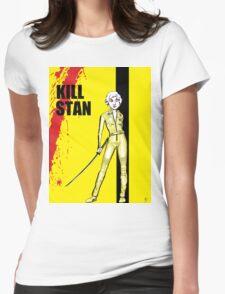 Bea a Day Kill Stan Golden Girls Shirt Womens Fitted T-Shirt