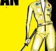 Bea a Day Kill Stan Golden Girls Shirt Sticker