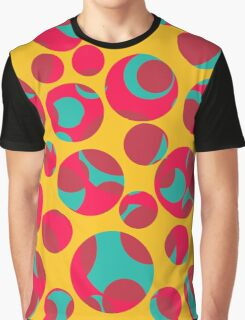 Psychedelic cheese Graphic T-Shirt