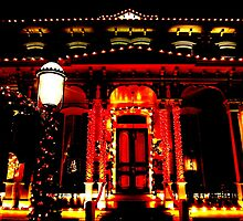 Cape May Christmas by Hallowaltz