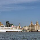 The Three Graces - Liverpool by © Steve H Clark