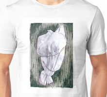 Study of a wrapped tree - Environmental art Unisex T-Shirt