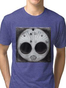 Equipment #09 ... Whale World Tri-blend T-Shirt