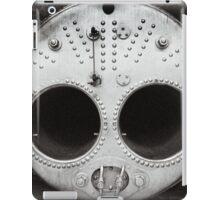 Equipment #09 ... Whale World iPad Case/Skin