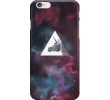 The Void - Cosmic Unicorn iPhone Case/Skin