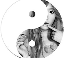 Taeyeon Ying Yang by Chaejin