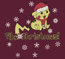 PikaChristmas! by DigitalGriffin