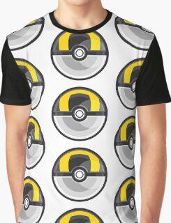 Pokemon Ultra Ball Graphic T-Shirt