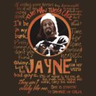 The Words of Jayne Cobb by Gwright313