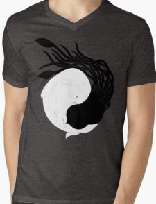 Sea Frenemies Mens V-Neck T-Shirt